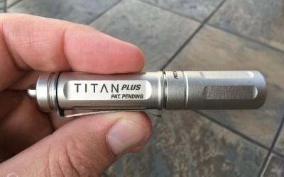 First Impressions | SureFire TITAN