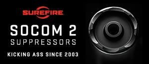 SureFire SOCOM 2 Suppressors