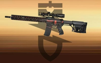 Andrew Bottrell: Rifle to Benefit EOD Warrior Foundation