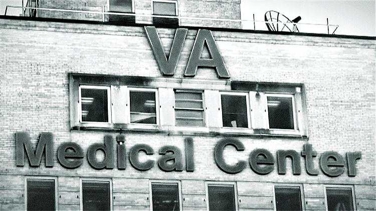 VA Medical Center.