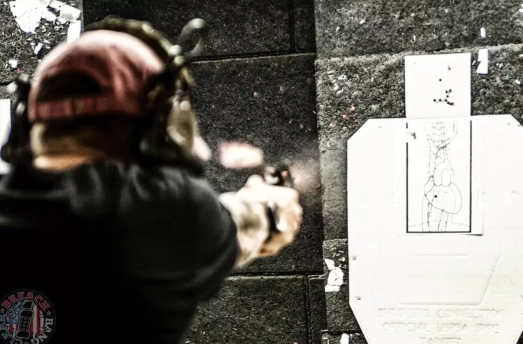 Learn to work on short ranges, especially indoor ranges.