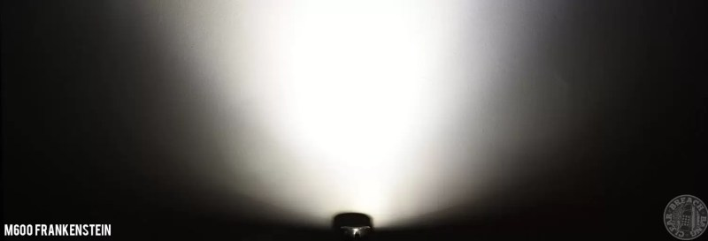 The truth about WML lumens. M600_frankenstein_top