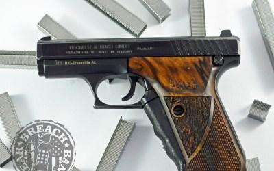 WTW: Hk P7 Tactical Staple Gun