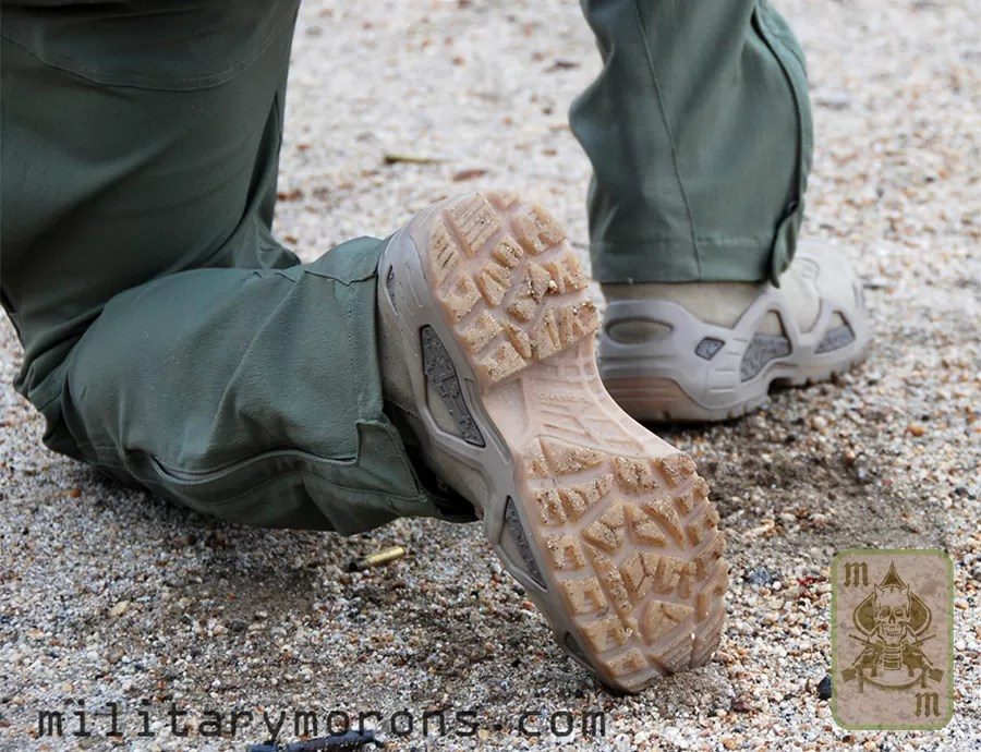 Military Morons Lowa Boot Review 3