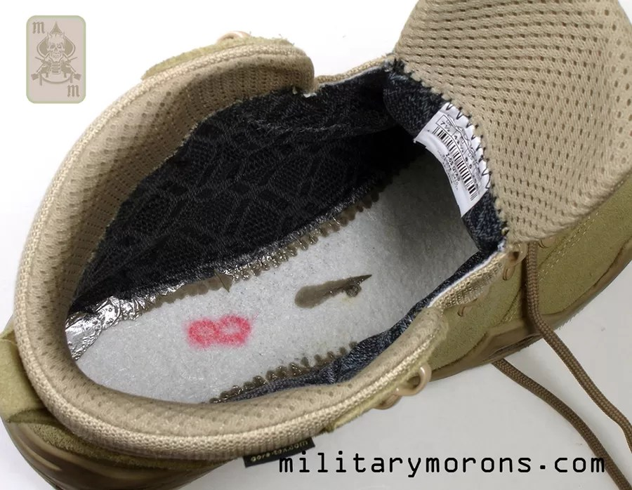 Military Morons Lowa Boot Review 4