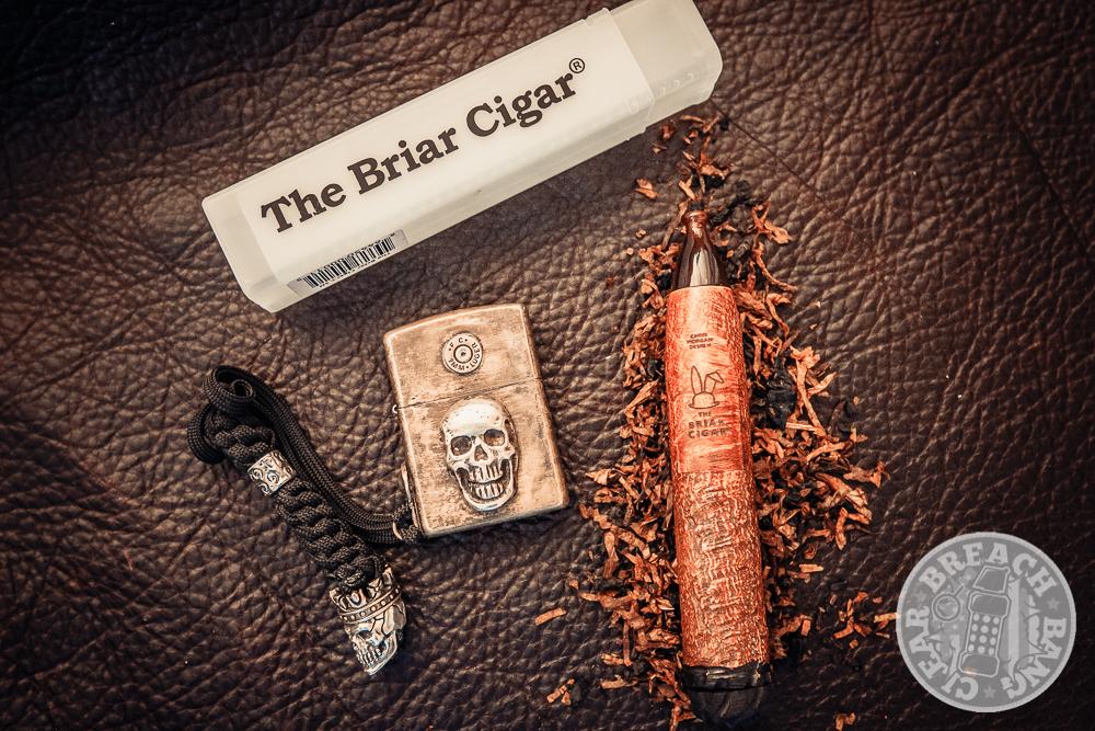 briar cigar