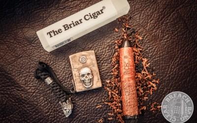 The Briar Cigar from Morgan Pipes