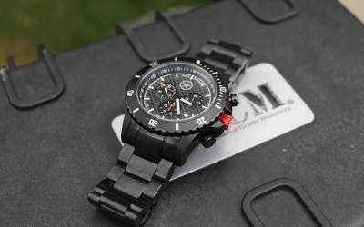 Report – the BCM Mk15 Timepiece