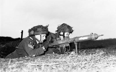 Britain's Tank Killer: The PIAT Gun