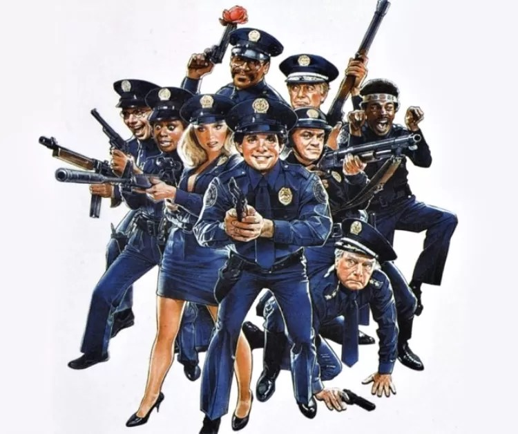 Becoming a cop. You don't have to be perfect to be a good police officer.