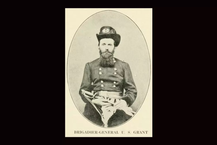 """General Grant was one of several """"Combat POTUS"""" examples."""