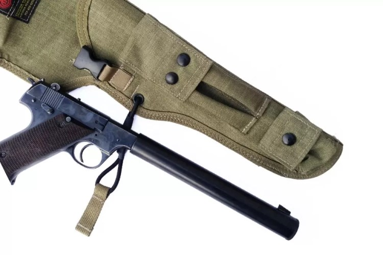 London Bridge Trading Inc. suppressed pistol holster.