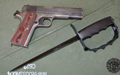 MNKF | M1917 Trench Dagger