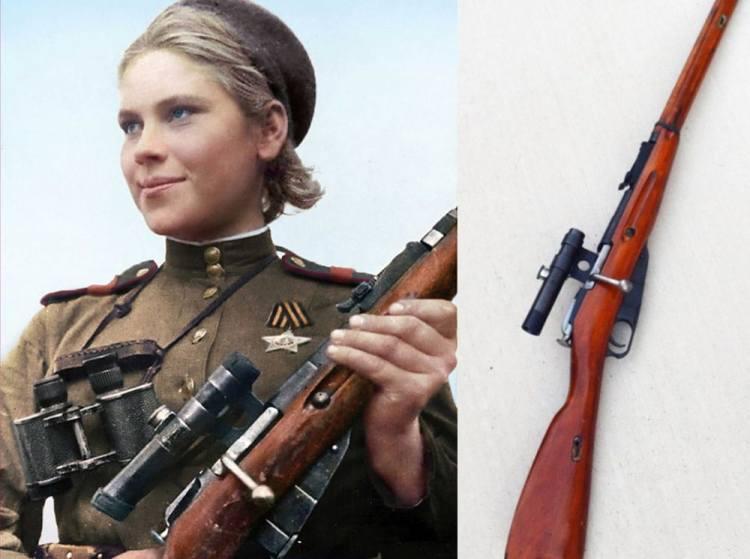 Russian made M91/30.