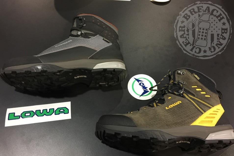 LOWA Boots 1