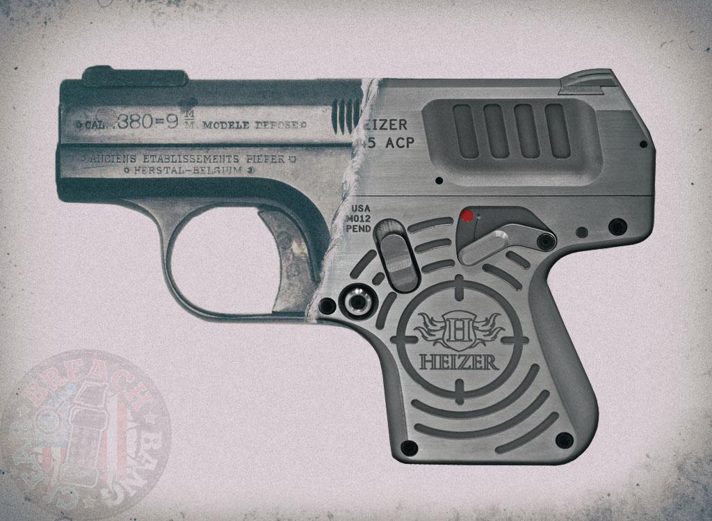 heizer pocket sniper