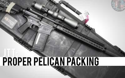 JTT: Proper Pelican Packing