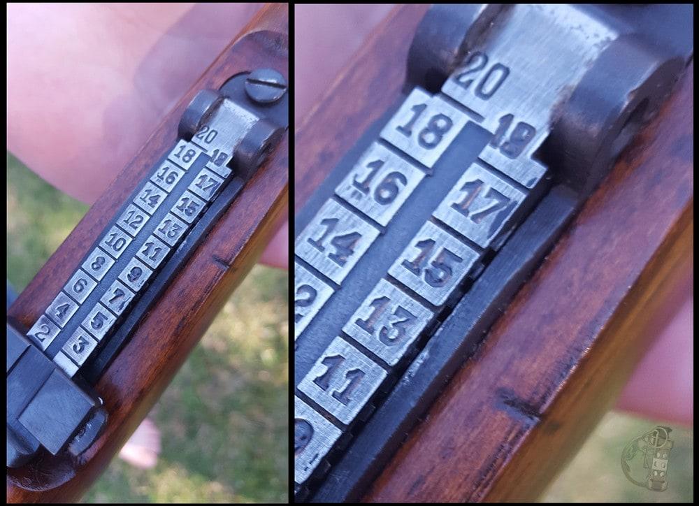 Mauser sights