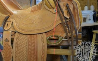 Saddles, Sheaths, and Hard American Artistry