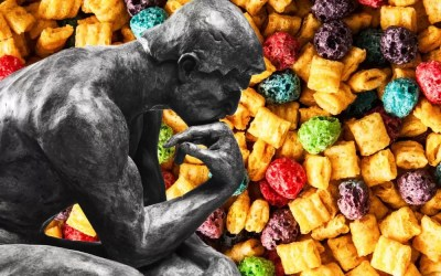 The Breakfast Cereal Guide to Life (And Not Being a Dumbass)