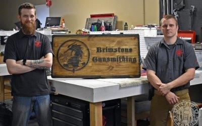 Small American Business | Brimstone Gunsmithing
