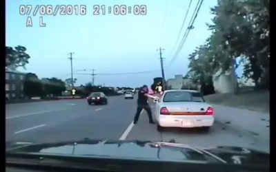 Dashcam Footage of Philando Castile Shooting Released