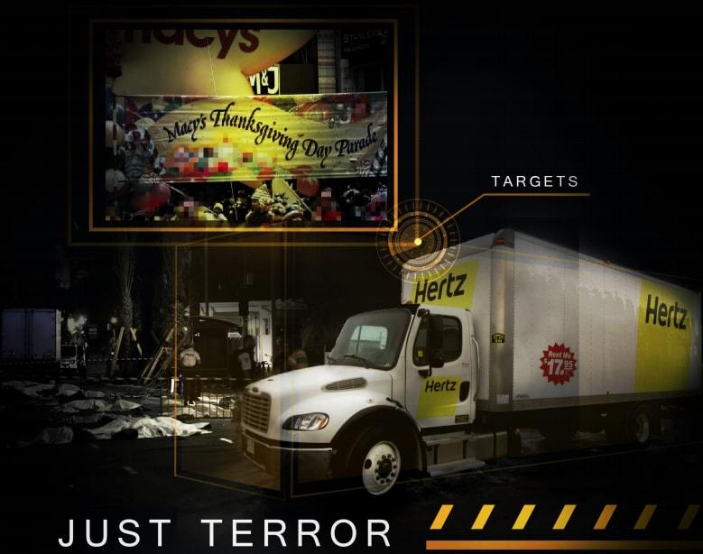 ISIS advice on vehicle attacks Rumiyah magazine.