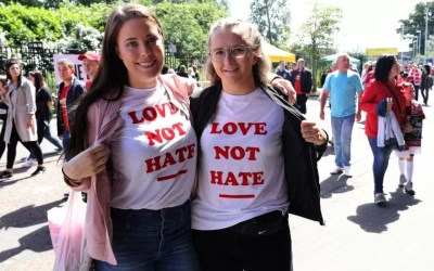 Respond to Terrorism: Embrace the Hate