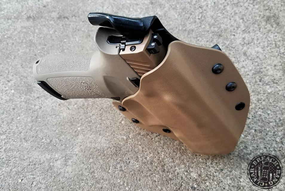 DCH Safe Carry Ranger Retention Holster