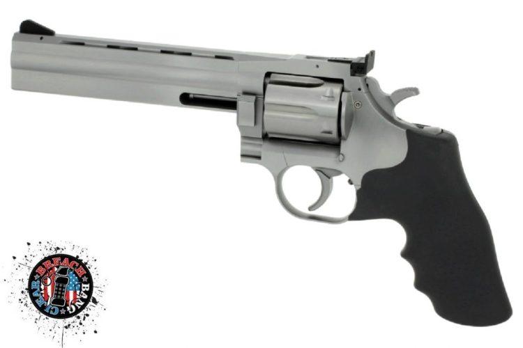 Wesson, revolvers, Dan Wesson, .357 Magnum