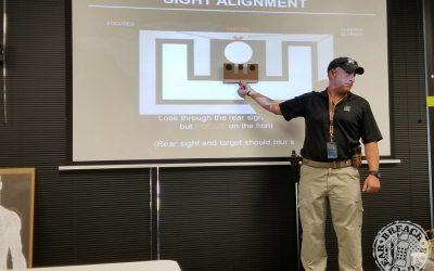 Brain Dump: Glock Operator Course