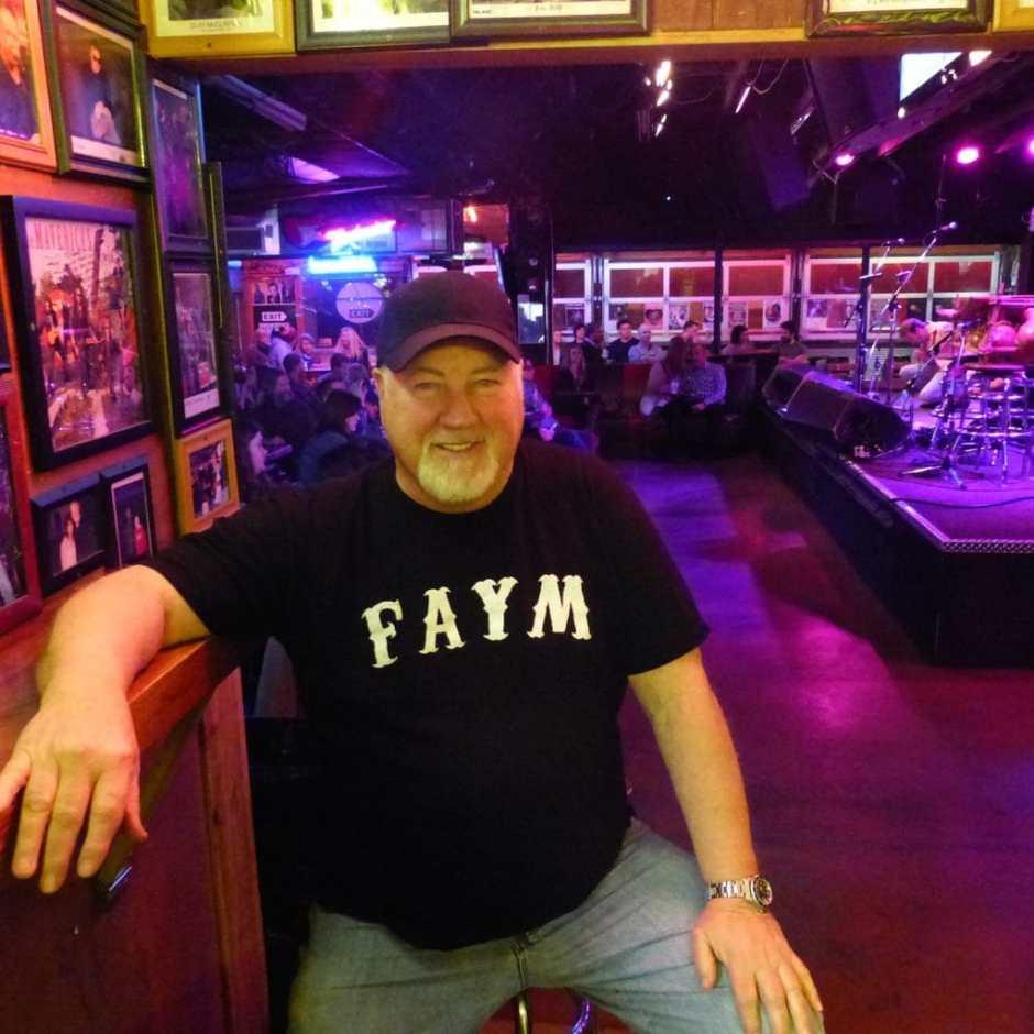Frank Hicks Knuckleheads Saloon