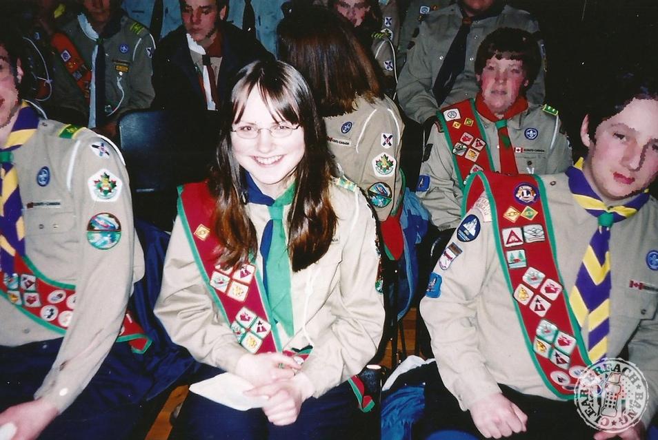 girls scouts canada