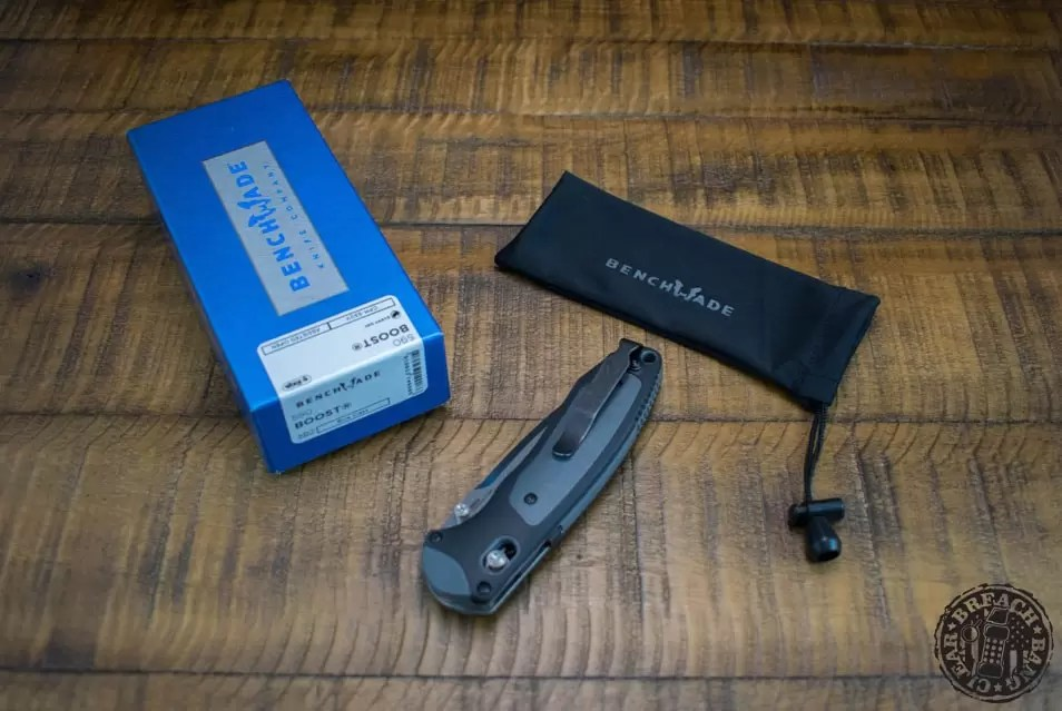 benchmade boost