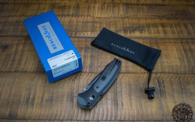 Benchmade Boost 590  |  Eyes On