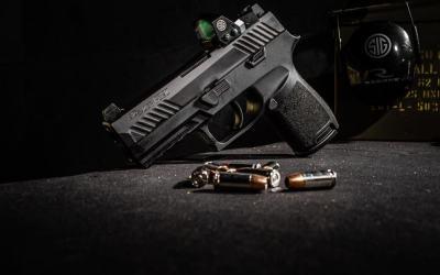 SIG P320 Reviewed