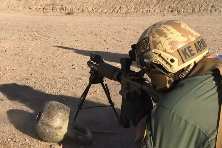 Competitors from all over the world competed at the inaugural InRangeTV Desert Brutality competition recently in Peoria, AZ, but KE Arms cleaned house.