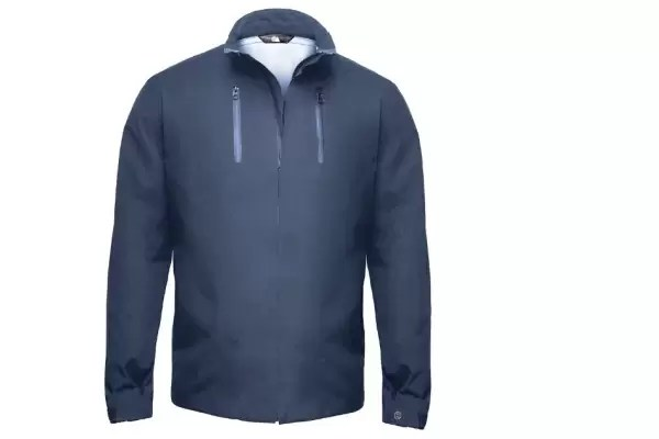 Clothing Arts Cubed Travel Jacket exterior chest pockets