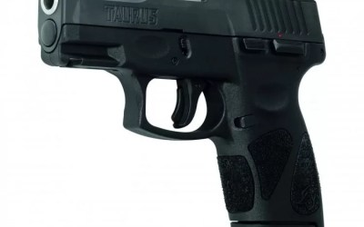 Taurus Places Two New Bets on the Pistol Market