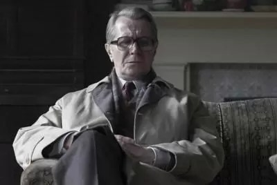 George Smiley, from Tinker Tailor Soldier Spy