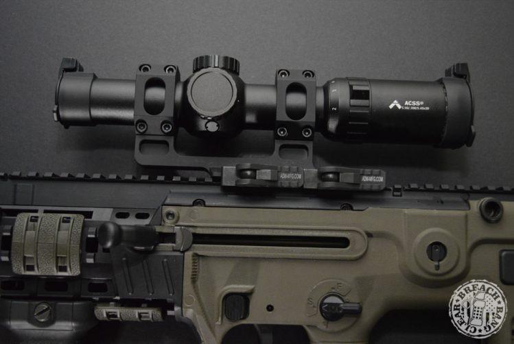 An option for Tavor optic