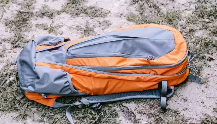 Grey Ghost Gear's Apparition concealed carbine bag