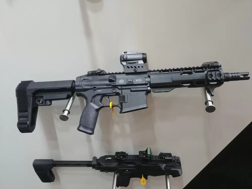 Radical Firearms and Fire Control Unit RX03