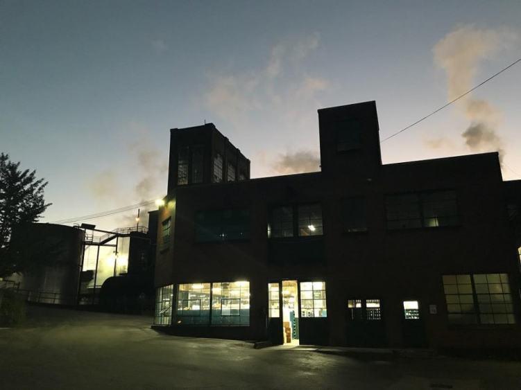 Bourbon Pompeii - Buffalo Trace Distillery