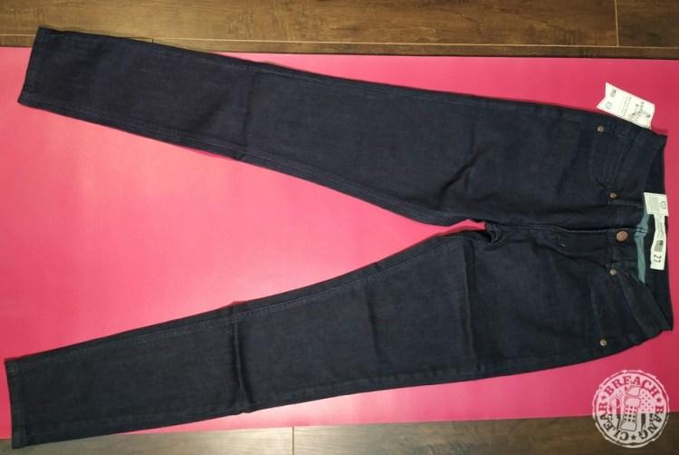 Barbell Apparel Slim Athletic Fit in Dark Wash