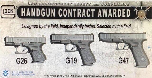 CBP Glock 47