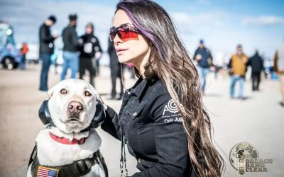 Meet the Dogs of SHOT Show 2019
