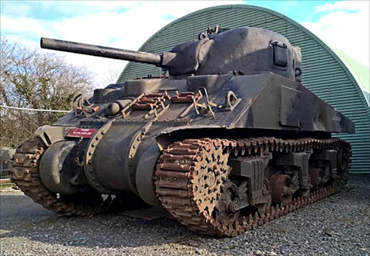 M4A4 Tank - military slang - tanker terms.