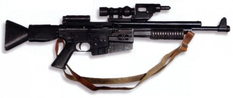 Guns of Star Wars - BlasTech A280.