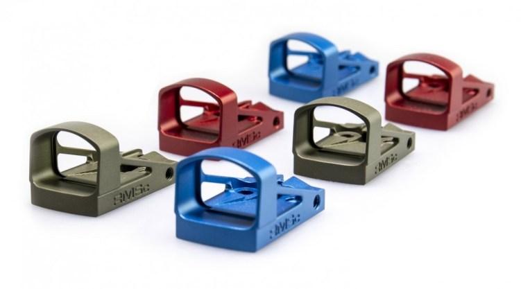 RMS sight customization options